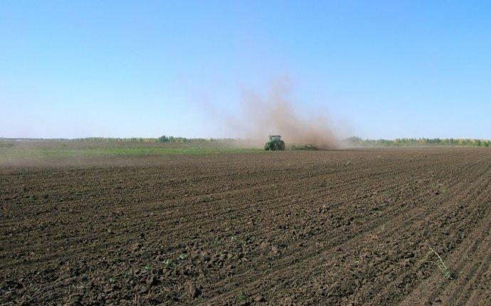 Агротехнические требования к обработке почвы | Подробно о
