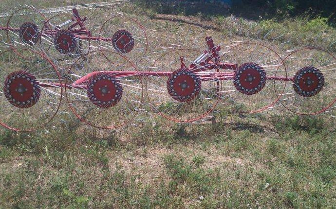 Грабли тракторные по договорной цене в Джанком, Украина