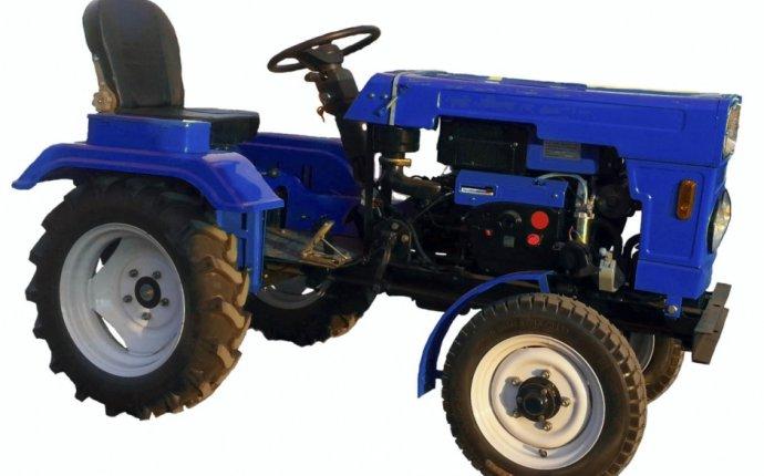 Как сделать своими руками мини-трактор из мотоблока Нева: чертежи