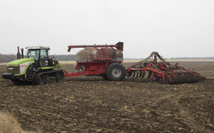 Культивация почвы в Украине по цене от 120 UAH. Заказать