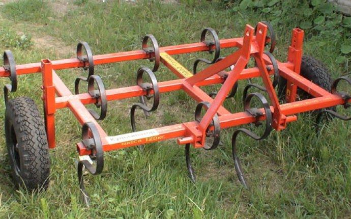 Культиватор навесной для сплошной обработки почвы КНС-1 7, купить