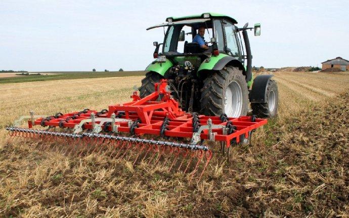 Культиваторы для сплошной обработки почвы