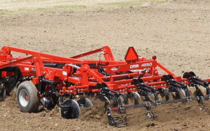 Купить культиватор для обработки почвы Kuhn DMR