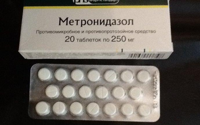 Метронидазол и грибок ногтей - Все про грибок