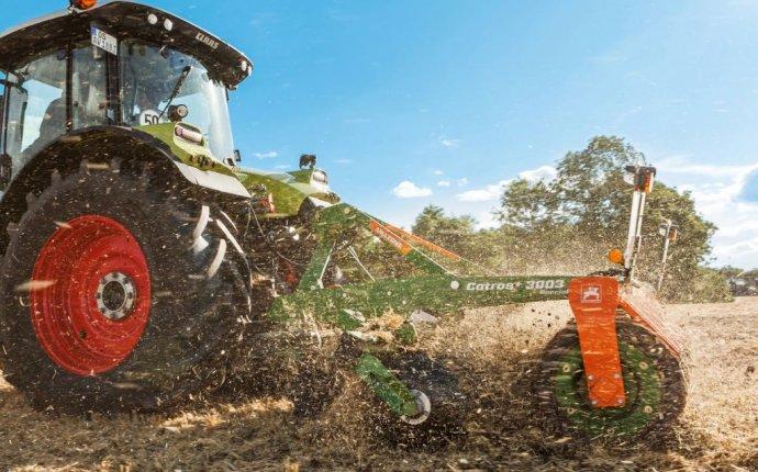 Новинка Amazone для эффективной обработки почвы | Техника и
