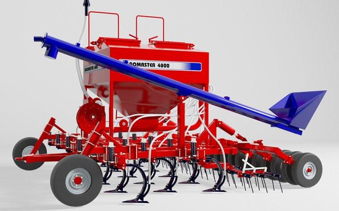 Средние посевные комплексы «AGRATOR-4800», «AGRATOR-5400»