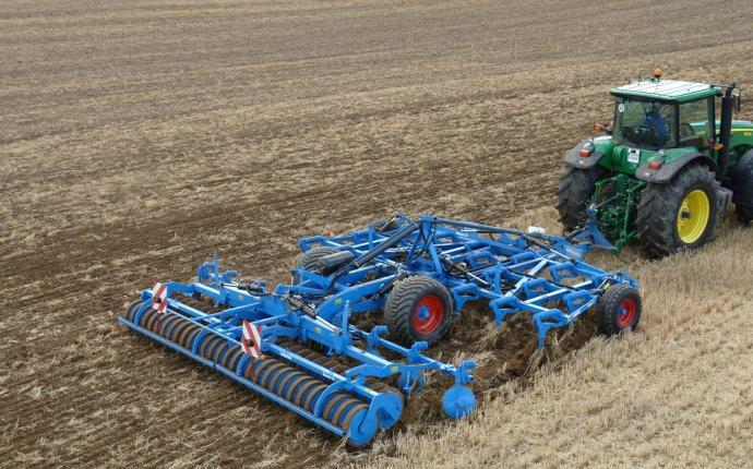 Стерневая обработка почвы. Диски или лапы? | Техника и