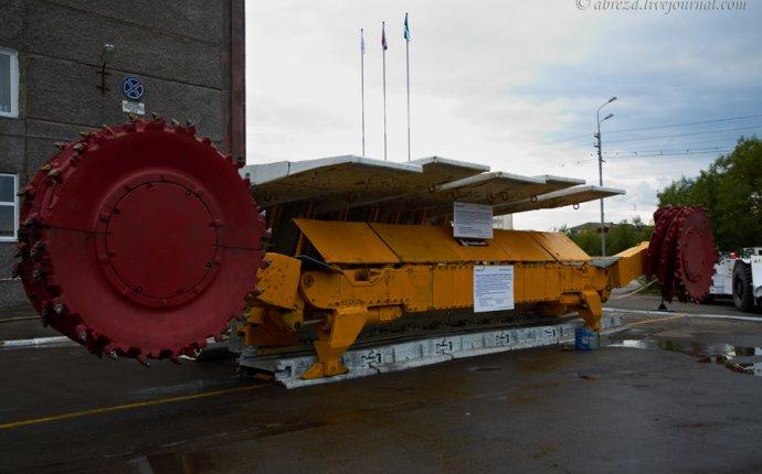 Выставка горно-шахтного оборудования - Журнал жителя крайнего севера